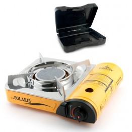 Плитка газовая в чемодане  Tourist Solaris Plus TS-700